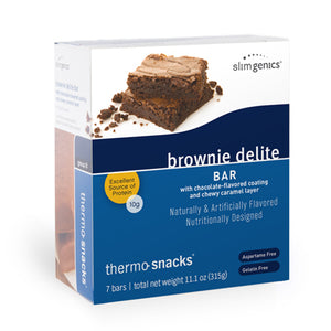 Brownie Delite Bar