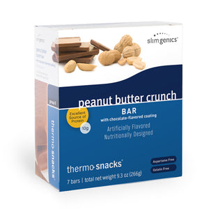 Peanut Butter Crunch Bar