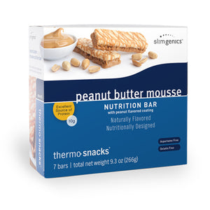 Peanut Butter Mousse Bar