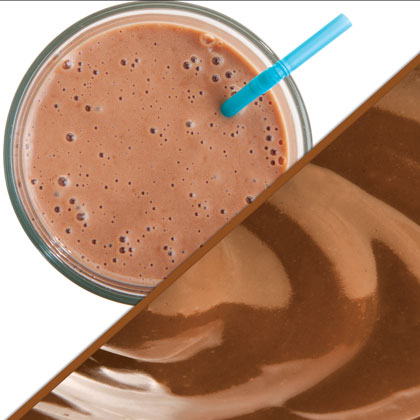 Dark Chocolate Delight Shake/Pudding