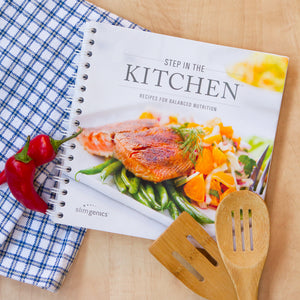 STEP in the Kitchen Cookbook