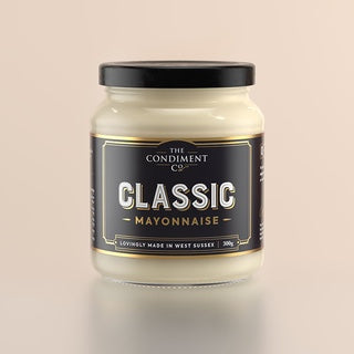 Mayonnaise. The Condiment Co
