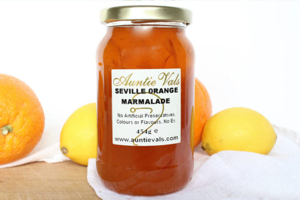 Marmalade Seville Orange