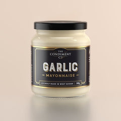 Garlic Mayonnaise. The Condiment Co