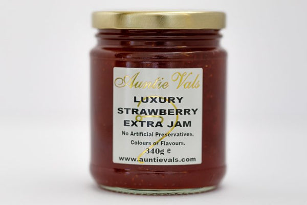 Luxury Strawberry Extra Jam