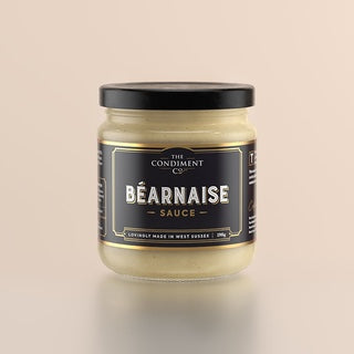 Bearnaise Sauce. The Condiment Co
