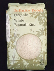 Rice, White Basmati