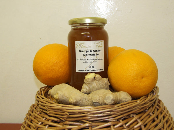 Marmalade, Rroot Ginger and Seville