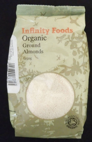 Almonds Ground