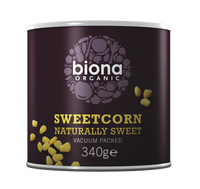 Tinned, Sweetcorn