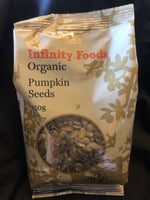 Pumpkin Seeds Organic