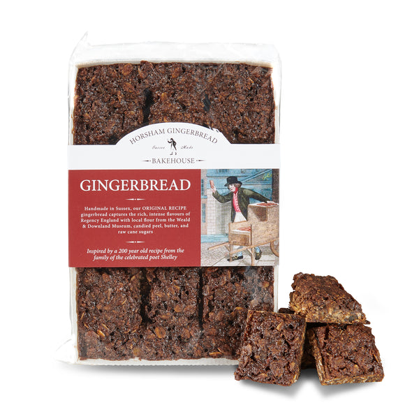 Original Recipe Gingerbread – 300g Tray