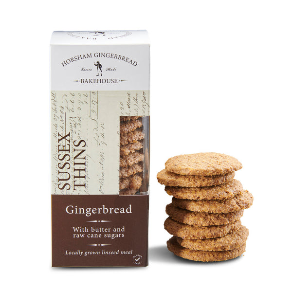 Sussex Thins, Gingerbread Biscuits