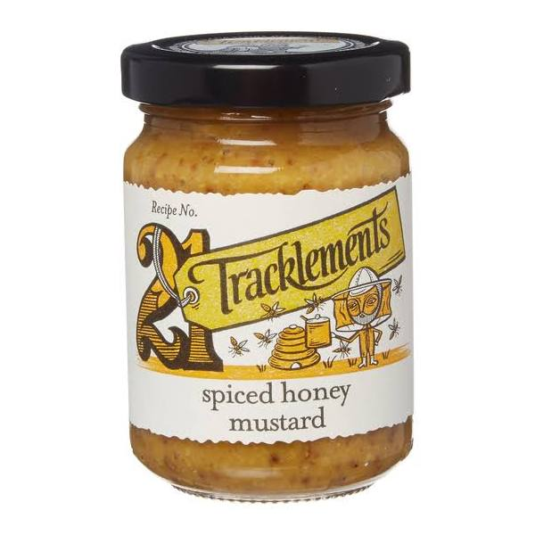 Spiced Honey Mustard (140g)