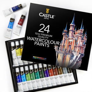 Load image into Gallery viewer, 24 Piece Watercolour Paint Set