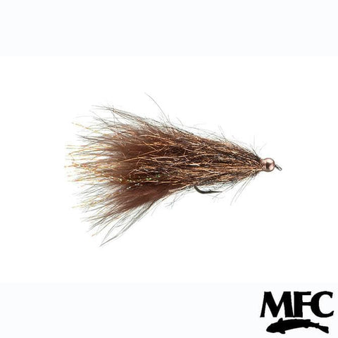 Brown Crawfish Sparkle Minnow 8