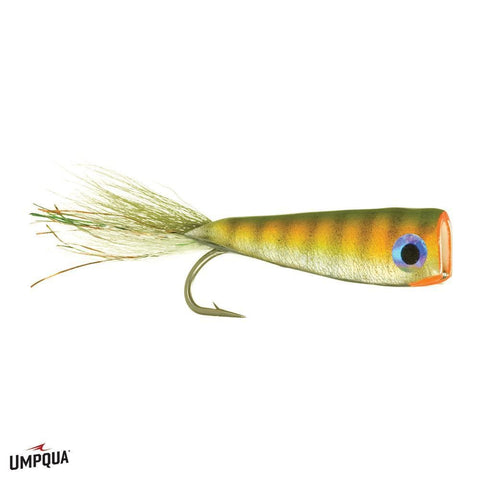 Fire Tiger Crease Fly 1/0