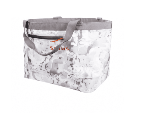 Dry Creek Simple Tote - 50L - Cloud Camo Grey