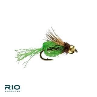 Bright Green BH Sparkle Pupa