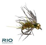 Olive TB Soft Hackle