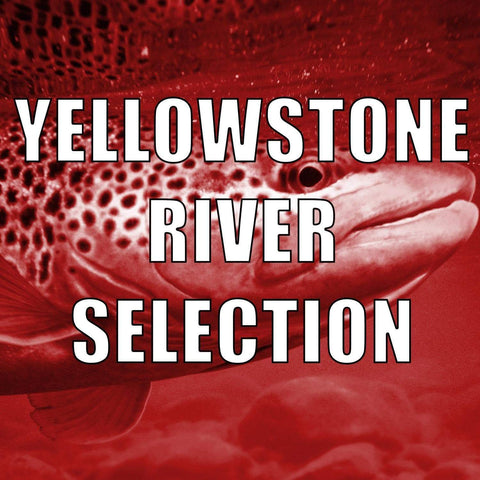 Yellowstone River Fly Selection