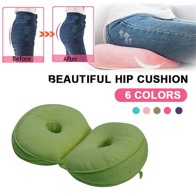 DUAL ORTHOPEDIC CUSHION