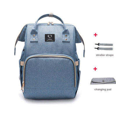 Mummy diaper travel backpack