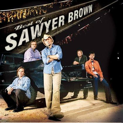Best of Sawyer Brown CD (2008)