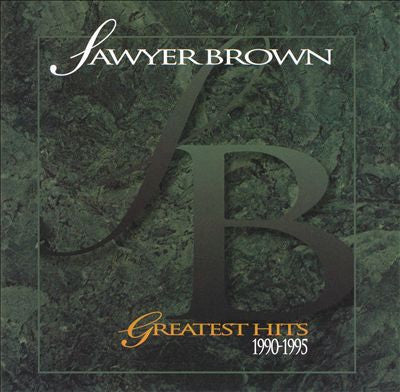 "Sawyer Brown ""Greatest Hits (1990-1995)"" CD"