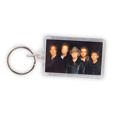 Sawyer Brown Photo Keychain (small)