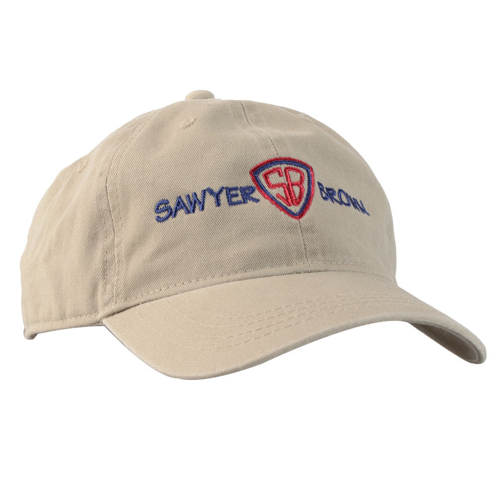 Sawyer Brown Beige Hat