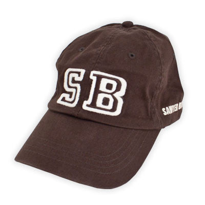 Grey Sawyer Brown Hat