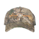 Sawyer Brown Camo Hat