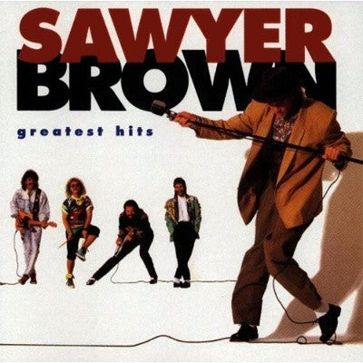 Sawyer Brown Greatest Hits (1990) CD
