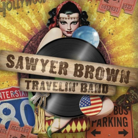 Travelin' Band CD