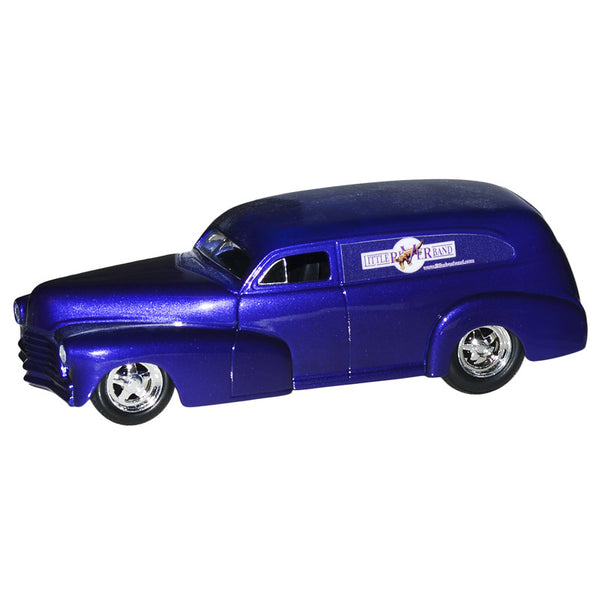 LRB 1946 Chevy Sedan Delivery Hot Rod Car Bank