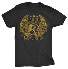 Little River Band Black and Gold T-shirt