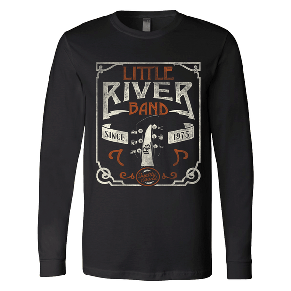 Little River Band Guitar Long Sleeve