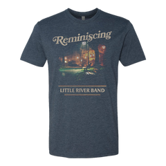 LRB Navy Reminiscing Tee