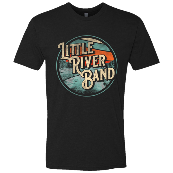 Little River Band Circle Tee