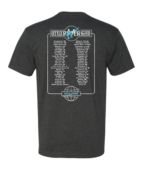 Little River Band 2018 Tour T-shirt