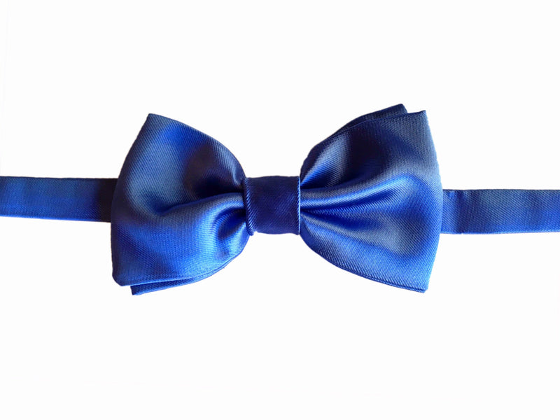 Solid Bowtie- Royal Blue