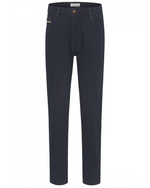 Bugatti | 5 Pocket Cotton Trousers- Mid Blue