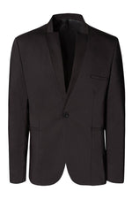 Tech Hybrid Blazer- Black