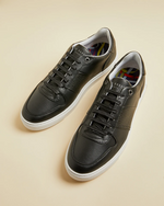 Branded Trainers- Black