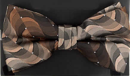 Abstract Banded Bow Tie