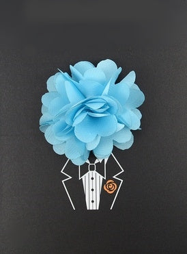 Baby Blue Lapel Pin