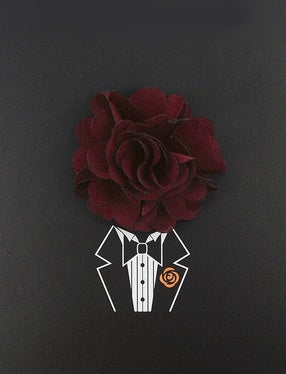 Wine Lapel Pin