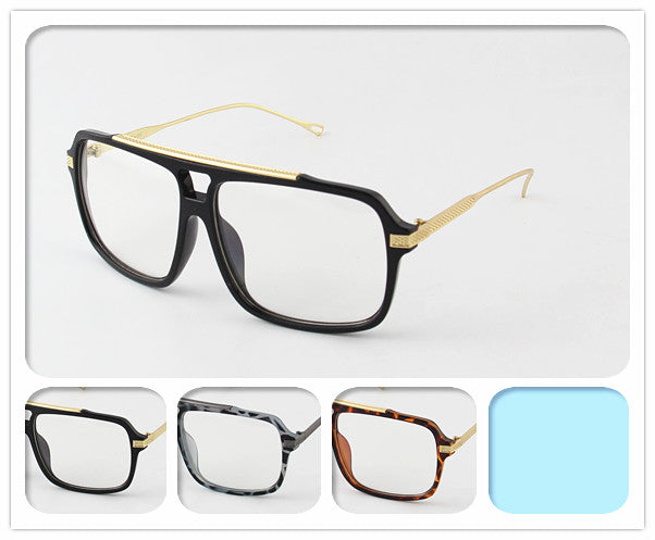 Clear Lens Contrast Glasses