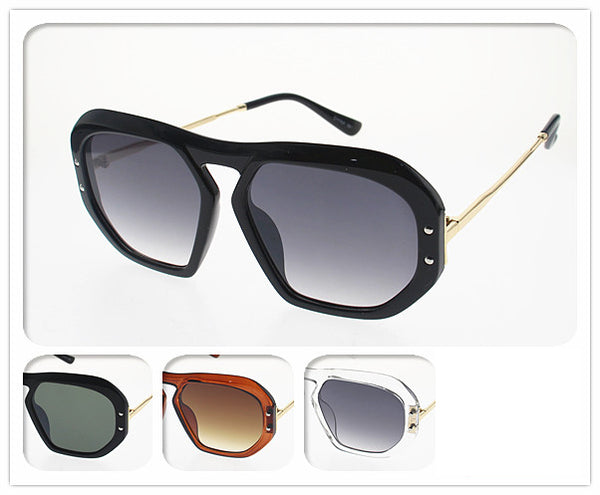 Oval Shape Sunglasses